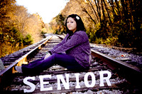 Senior Session - Sarah and Ronnie